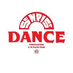 画像1: TOMOYASTONE/SUNRISE DANCE / PLUTE FUNK