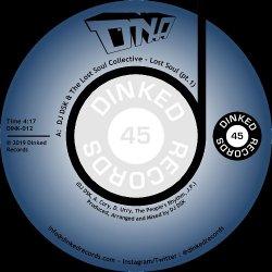 画像1: DJ DSK & THE LOST SOUL COLLECTIVE/LOST SOUL (Pt.1 & 2)