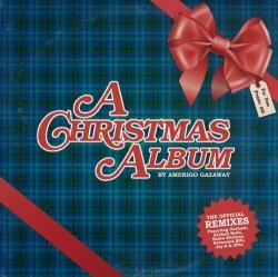 画像1: AMERIGO GAZAWAY/A CHRISTMAS ALBUM REMIXES
