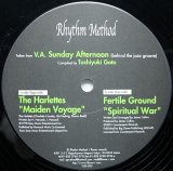 V.A./SUNDAY AFTERNOON (BEHIND THE JAZZ GROOVE)