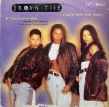 BROWNSTONE/I CAN'T TELL YOU WHY