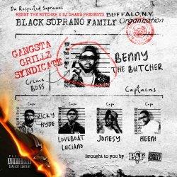 画像1: BENNY THE BUTCHER & DJ DRAMA/RESPECTED SOPRANOS