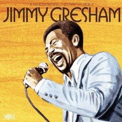 画像1: JIMMY GRESHAM/A MILLION THINGS / NO WAY TO STOP IT