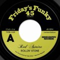RED ASTAIRE aka FREDDIE CRUGER/ROLLIN' STONE b/w LOVE TO ANGIE