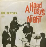 THE BEATLES/A HARD DAY'S NIGHT
