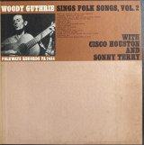 WOODY GUTHRIE/SINGS FOLK SONGS VOL.2